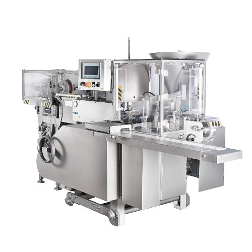 processed cheese dosing and wrapping machine