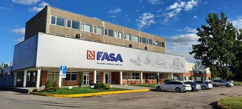 FASA building