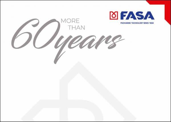 FASA 60 years